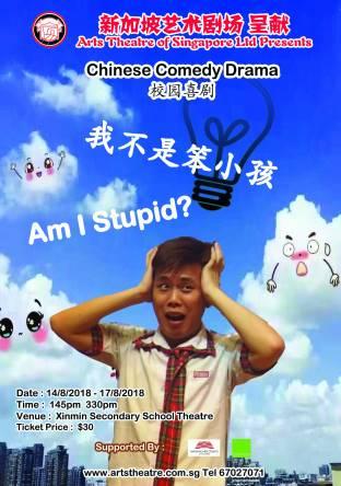 Am I Stupid Show